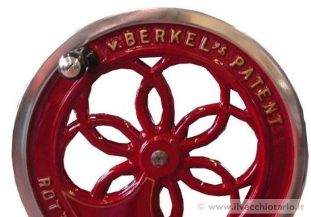 affettatrice berkel - ANTIQUE BERKEL MEAT SLICER