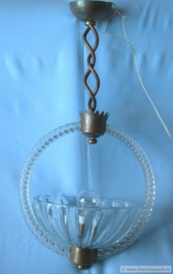 Lampadari antichi barovier la collezione di for Barovier e toso