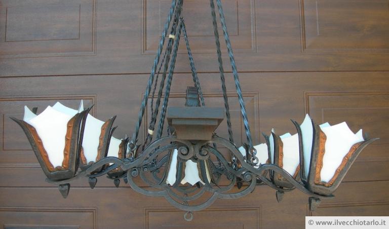 lampadari modernariato : ... antichi, affettatrici Berkel, lampadari Murano, modernariato