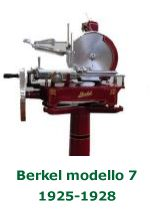 food slicers berkel 7