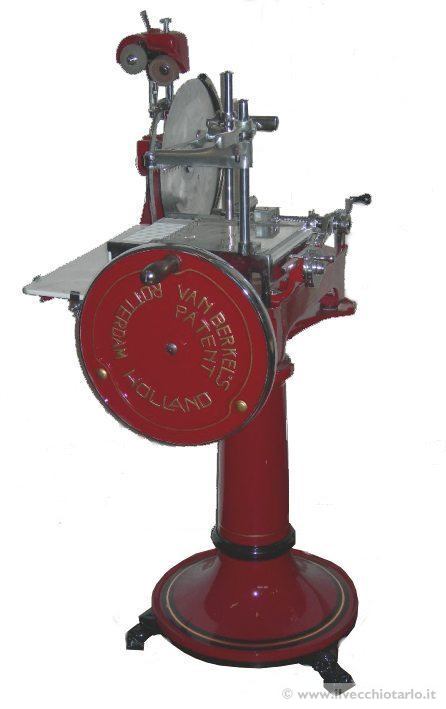 antique Berkel  meat slicer model 5 (1922-1928)