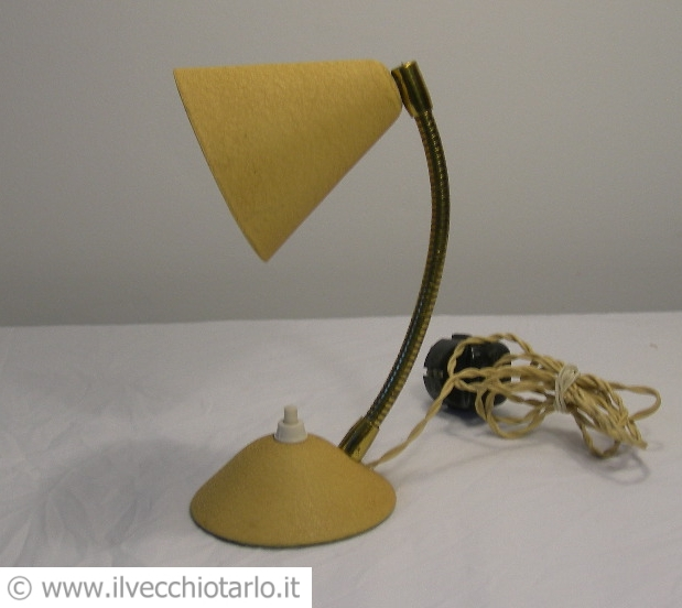 Ben noto Lampada vintage originale anni 50 stile Stilnovo Arteluce Arredoluce MQ35