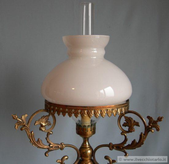 Lampade antiche da tavolo idee di design nella vostra casa - Ebay lampade da tavolo antiche ...