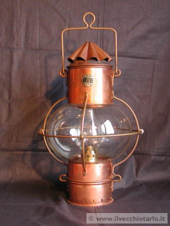 Lampade Antiche A Petrolio ~ Ispirazione design casa