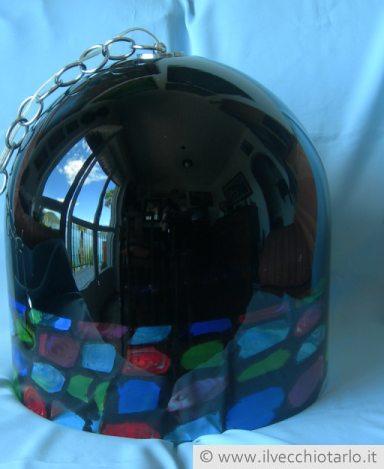 lampadari leucos : Chandelier glass Leucos:lampadario leucos tinta vetro murano murrine