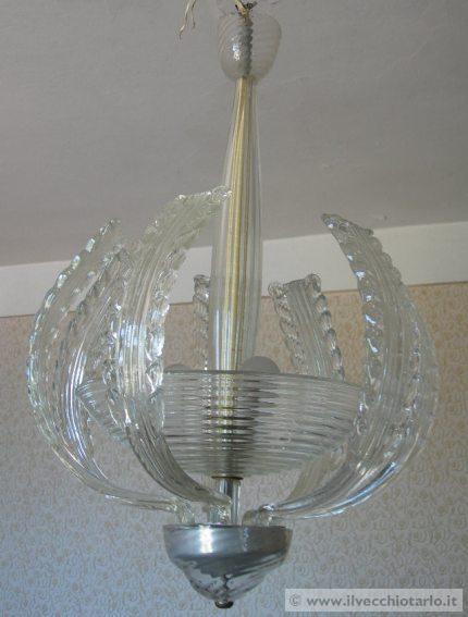 Lampadari Murano lampadario vetro murano -> Lampadari Design Modernariato
