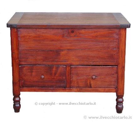 Venditaonline mobili antichi antiquariato eoggetti antichi - Madia mobile antico ...