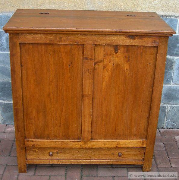 Madia in legno idee di design per la casa - Sverniciare mobile antico ...