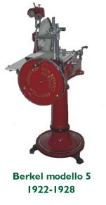 food slicers berkel 5