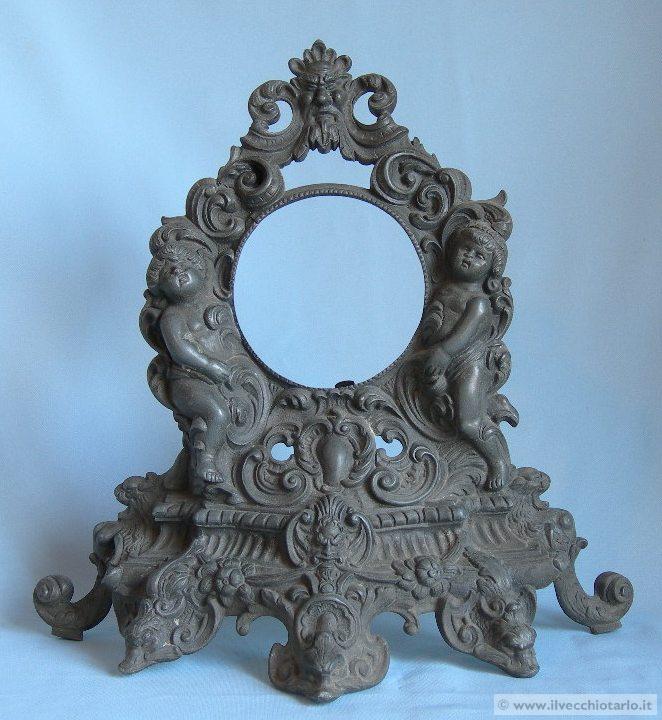 Orologi antichi oggetto portaorologio antico da tavolo - Orologi antichi da tavolo ...