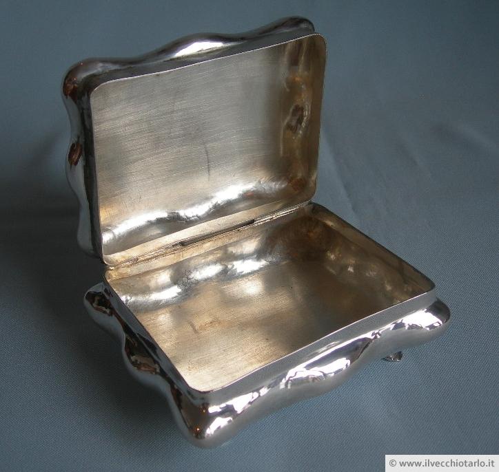 Portagioie argento - Portagioie argento ...