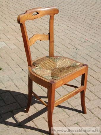 sedia antica