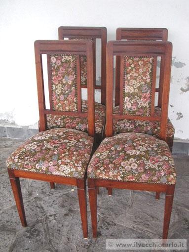 Sedie antiche - Subito it tavoli e sedie usate ...