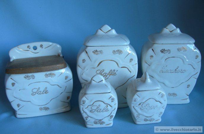 Sale zucchero pepe caffe ceramica art deco for Porta zucchero caffe sale