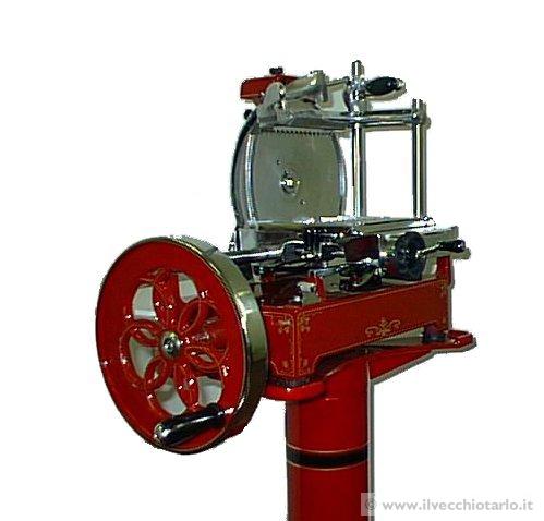 Trancheuse a jambon italienne manuelle - Machine a couper le jambon berkel ...