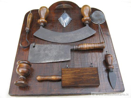 Emejing vecchi utensili da cucina contemporary home interior ideas - Strumenti da cucina ...
